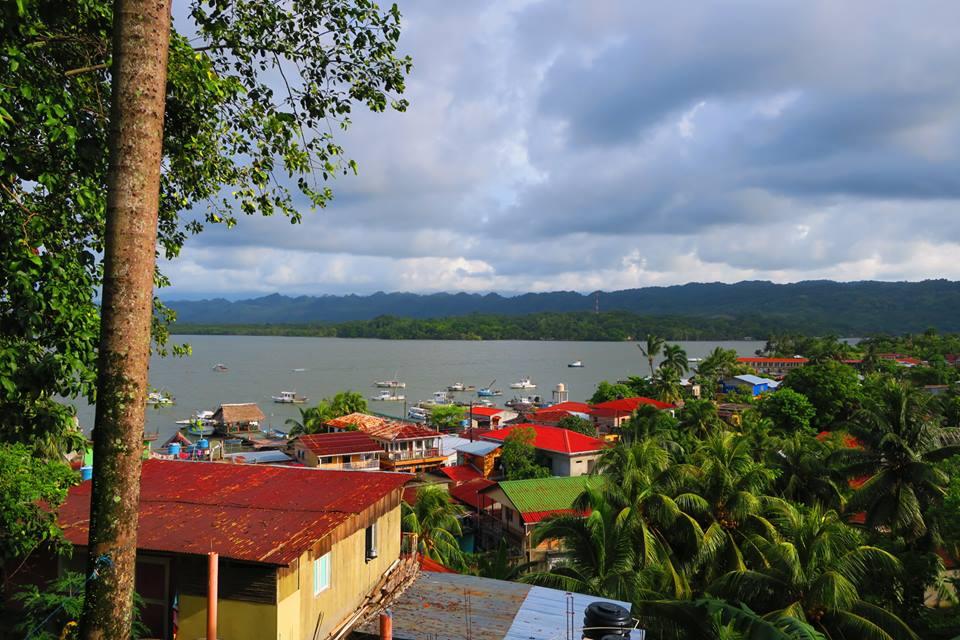Vista rio dulce